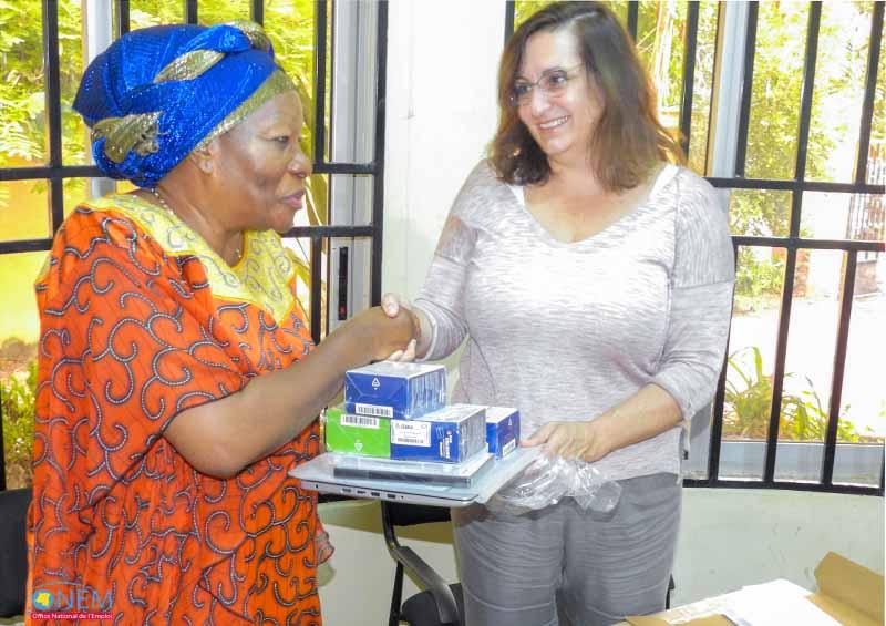 Offrir l'emploi aux réfugiés séjournant en RDC, le Haut-Commissariat des Réfugiés noue un partenariat avec l'ONEM